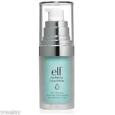 e.l.f. Studio INFUSED Hydrating Face Primer Anti Aging Lasting Prime Base ELF