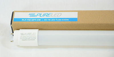 LED 18w T8 Tubes 4 Foot Direct Fluorescent Replacement Batten Bulk Pack Offer