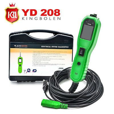 Yantek PowerScan YD208 equal to Autel PS100 Power Scan Meter of Circuit Fail