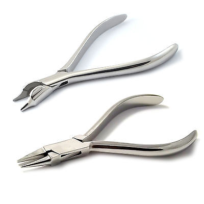 Dental Universal Pliers Wire Bending Light Wire Orthodontic Instruments-Zange CE