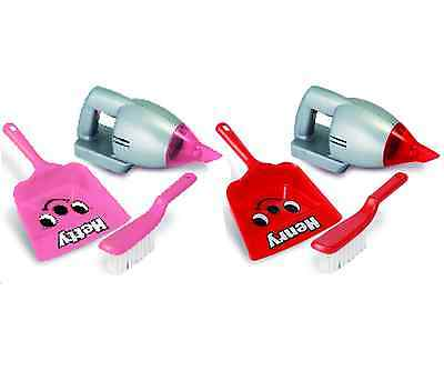 Casdon Hand Held Vacuum Cleaner Brush and Shovel Set Hoover Cleaning Play Pack