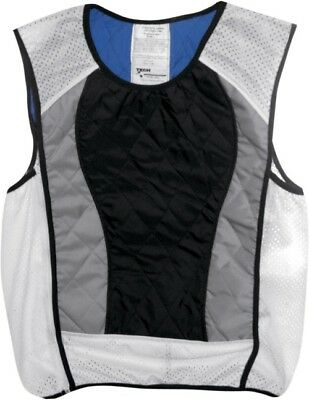 Hyper Kewl Unisex Medium Black Hyperkewl Ultra Sport Vest Medium 6531BLK-M