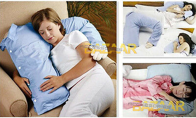Boy Friend BoyFriend Pillow Arm Hugging Hug Soft Comfortable Washable Cover NEW