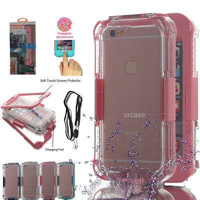 Waterproof Shockproof Dust Proof Hard Case Full Cover For Apple iPhone 6 6s Plus