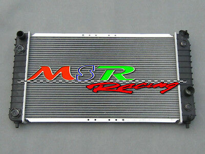 Radiator Fit Chevy Blazer Trailblazer/s10 Pickup/gmc Jimmy Envoy Sonom/ 4.3L V6