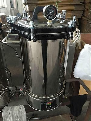 Automatic 24L Pasteurizer Stainless Steel Pressure Sterilizer - Factory Direct