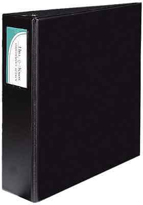 Avery Durable Binder with 4 Inch Gap Free Slant Ring, Black, (8802) B0006HV3QM
