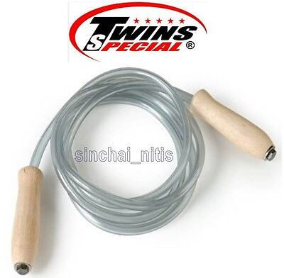 New Twins Special Jump Rope  Skipping Rope Sr-1  Muay Thai  Mma K1 High Quality