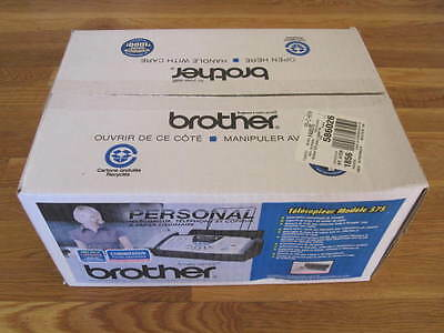 New Sealed Brother FAX-575 Plain Paper Fax Phone & Copier FAX 575