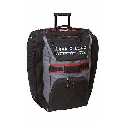 SF-1: Aqualung Trolly / Dive Bag RED-LINE 1200C Taucherrollentasche Koffer