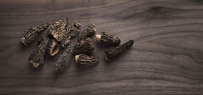Dried morels from Canada 1 pounds
