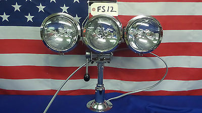 NEW Federal FL3SF-LC Night-Fighter Spot / Flood Light