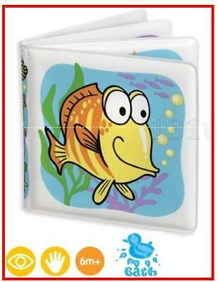 ❤  Playgro Baby Bath Splash Book Toy Brand New In Pack  ❤