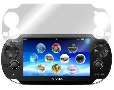 Full Body Front Screen Protector For Ps Vita (2 Pack)