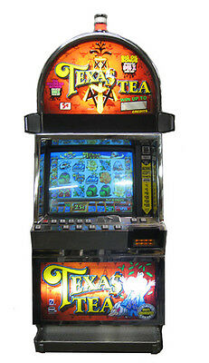 Igt Texas Tea Video Machine With Brand New Lcd Screen, Free Shipping