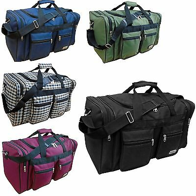 Cabin bag travel flight carry on holdall bag hand luggage sports bag 20""