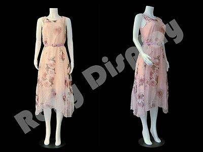 Female Manequin Manikin Dress Form Display #PS-957-04W