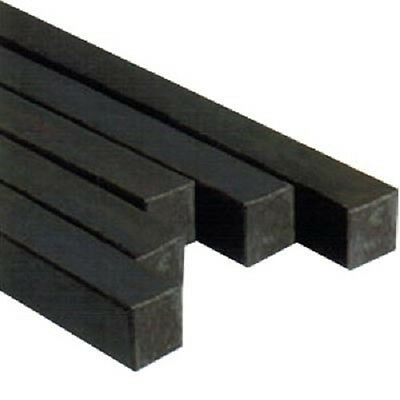"Hot Rolled Steel Square Bar - 3"" x 3"" x 24"" - Surplus"