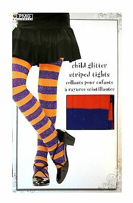Striped Tights Adult & Child Sizes /  Wholesale Lot 30pc