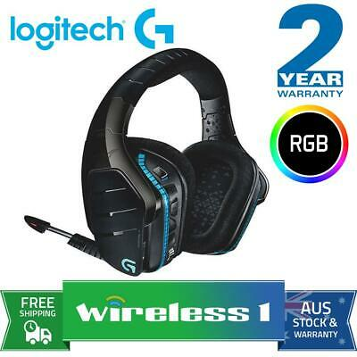 Logitech G933 Artemis Spectrum Wireless 7.1 Surround RGB Headset
