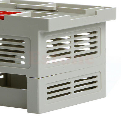PLC Plastic Shell Industrial Control Housing Box Project Case 115x90x72mm New