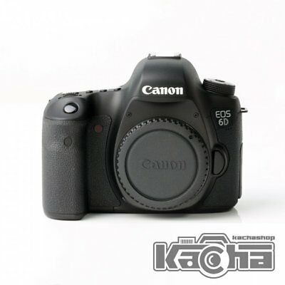 NEW Canon EOS 6D Digital SLR Camera Body Only