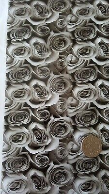 Hydro Dipping Hydrographics Water Transfer Film roses black HUGASLTD