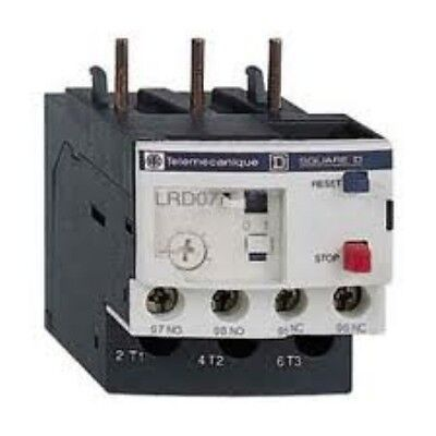 SCHNEIDER ELECTRIC - TELEMECANIQUE LRD07 LRD-07 Motor Overload Relay 1.6 - 2.5A