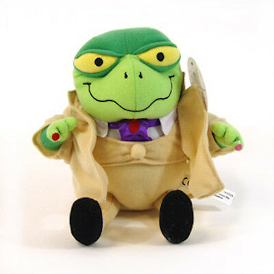 Danger Mouse - Baron Greenback - soft toy