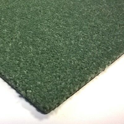 B&Q Supertwist Contract CARPET TILES Thyme Green Heavy Duty Quality Hard Wearing