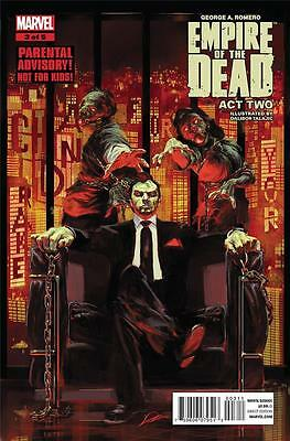 Empire of the Dead Act Two #3 Marvel