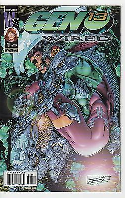 Gen 13 Wired 1 (NM) Image Comics