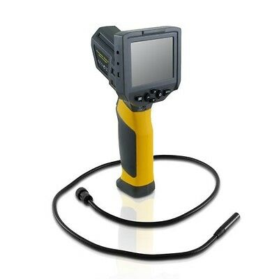 New Pyle PVBOR15 Hi-Res Digital Borescope Inspection Camera Video Monitor System