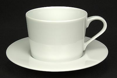 Block Lisboa White Cup & Saucer Set(s)