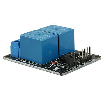 5V 2-Channel Relay Module Shield for Arduino ARPIC AVR DSP Electronic
