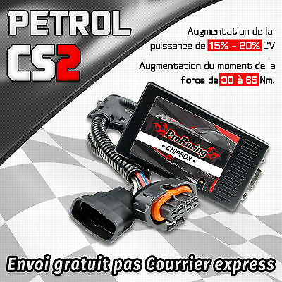Boitier Additionnel puce VW POLO 3 III (6N) 1.0 1.4 1.6 Chip Tuning Box CS2
