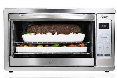Largest Capacity Countertop Convection Oven : Countertop Convection Oven Toaster Extra Large Capacity Oster Bake ...