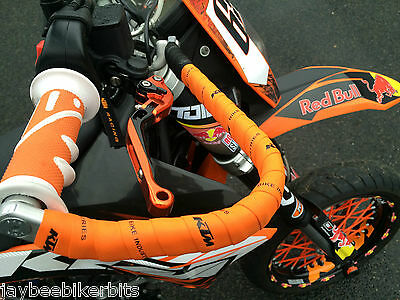 KTM HAND GUARD TAPE CORK TAPE TO FIT ALUMINIUM HAND GUARDS B15i