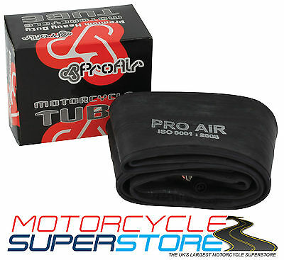"New Pro-Air 325/350/400-19"" Premium Motorcycle Motorbike Butyl Inner Tube"