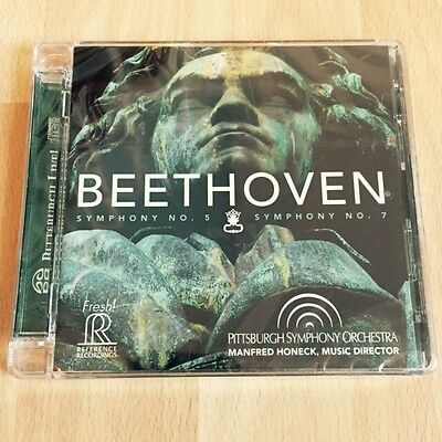 Honeck & Pittsburgh Orchestra - Beethoven Symphony 5 & 7 5.1 Multichannel SACD
