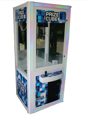 "Coast to Coast 31"" Prize Cube Crane Arcade Machine Redemption Game w MEI DBA"