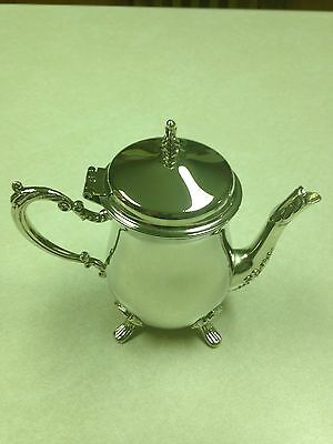 International Silver Company Silver Plated Creamer with Lid