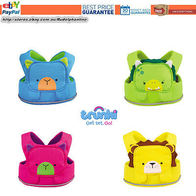 New trunki toddler toddlepad safety harness easy quick fit