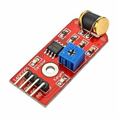 2pcs 801S Vibration Sensor Module vibration Analog Output Sensitivity NEW S3