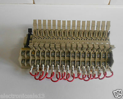 Omron Relay Base G7Tc-0C16 For Relay Type G7T-1112S