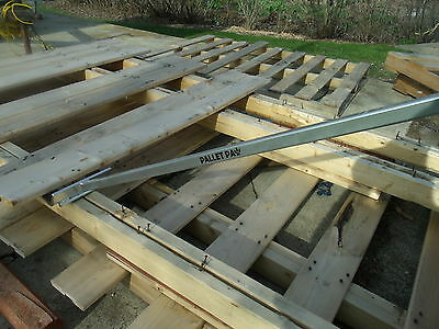 Pallet Strip Down Pry Bar Double Ended Buster