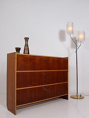SHOE CABINET blondwood ( small sideboard ) 60s armoire  à chaussures a60 a60 • £248.00