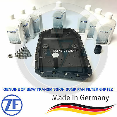 Bmw Automatic Transmission Gearbox Solenoids Set Zf 6hp19