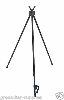 Hsf Tripod Shooting Rifle Hunting Stalking Rest Stick