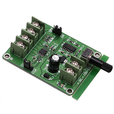 5V-12V DC Brushless Driver Board Controller For 3/4 Wire Hard Drive Motor